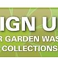 Sign up to garden waste collections