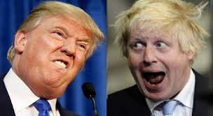 Image result for trump boris images