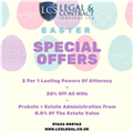 Easter Special Offer