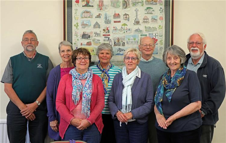 DTA New Committee September 2017