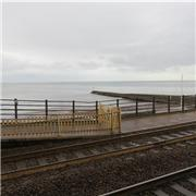 The Dawlish jetty.