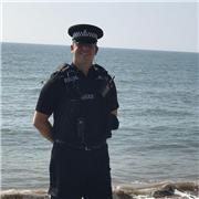 ntroducing the new Neighbourhood Beat Manager for Dawlish ... PC Mark Hogan