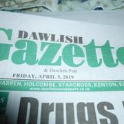 The new Dawlish Gazette