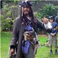 Pirate week Powderham Castle