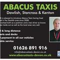Abacus Taxis Directory competition