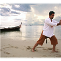 Chris Crudelli 'simple' taichi and Qigong Apprentice instructor course