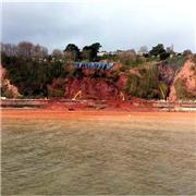 Induced Landslide operation planned at rail track in Dawlish
